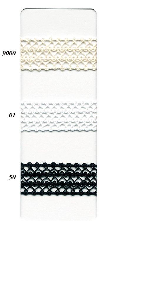 SIC-7118:コットンレースブレード(30m巻販売)