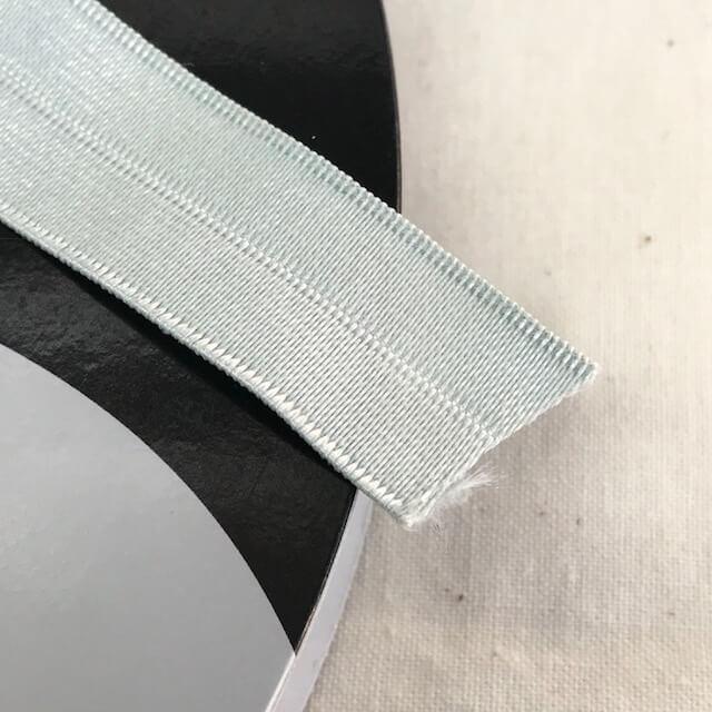 SIC-EB009:薄手サテンストレッチバインダー(m販売)