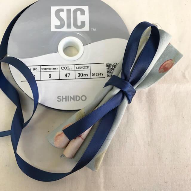 SIC-118:シルキーサテンリボン(m販売)