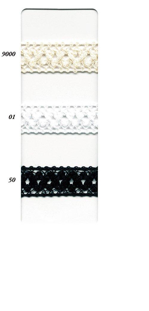 SIC-7119:コットンレースブレード(30m巻販売)