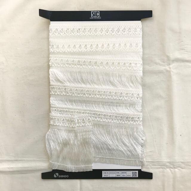 SIC-4127:レーヨンフリンジ(m販売)