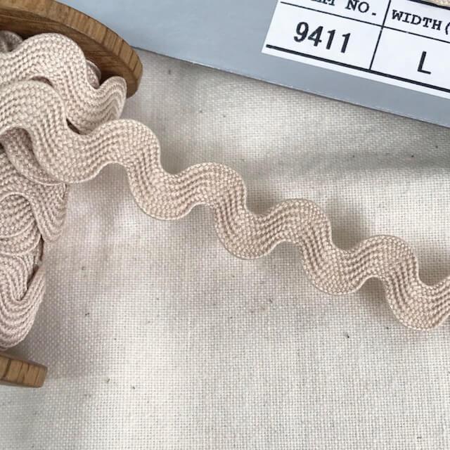 SIC-9411:ポリエステル山道テープ(30m巻販売)