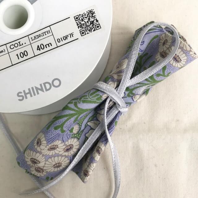 SIC-109:両面別珍リボン(40m/10m巻販売)