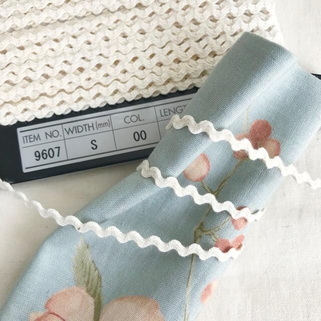 SIC-9607:オーガニックコットン山道テープ(30m巻販売)