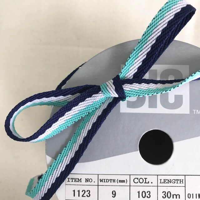 SIC-1123:ストライプツイルテープ(m販売)