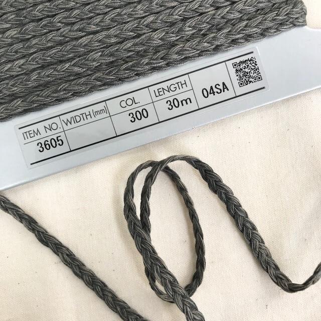 SIC-3605:リーフコード(30m巻販売)