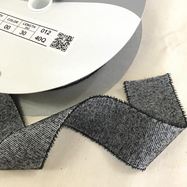 SIC-283:シャギーペタシャムリボン(m販売)