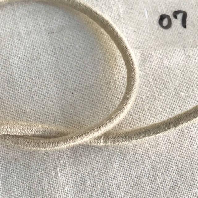 SIC-3143:コットンストレッチコード(m販売)