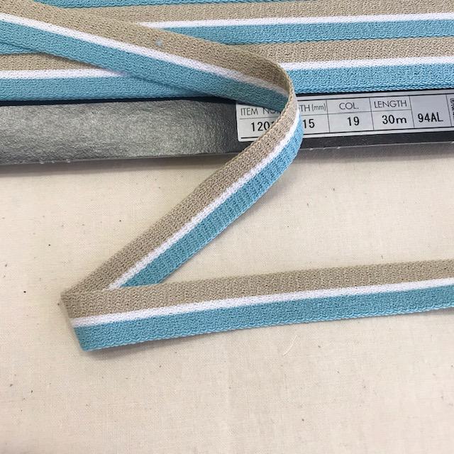 SIC-1201:ストライプパイルテープ(m販売)