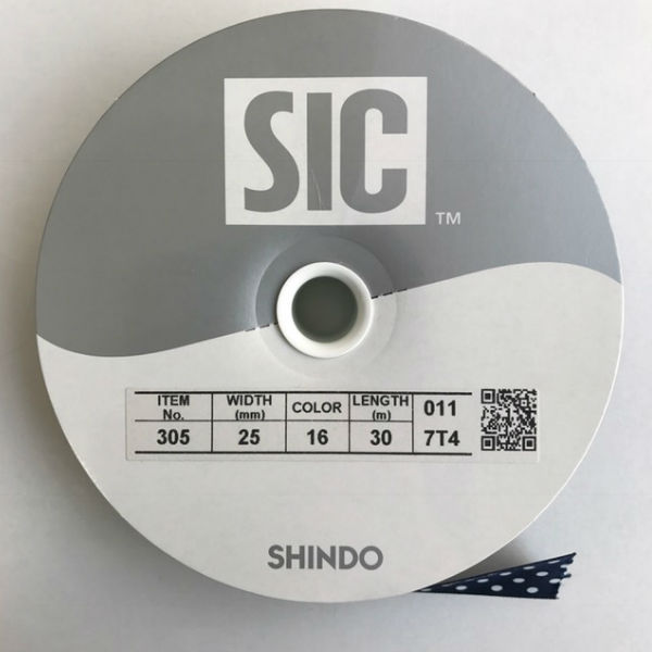 SIC-305:ドットプリントリボン(30m巻販売)