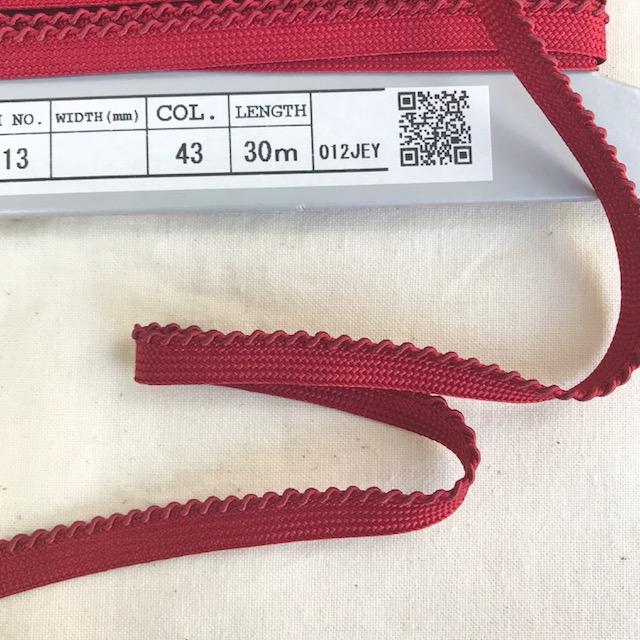 SIC-9113:ステッチパイピング(30m巻販売)