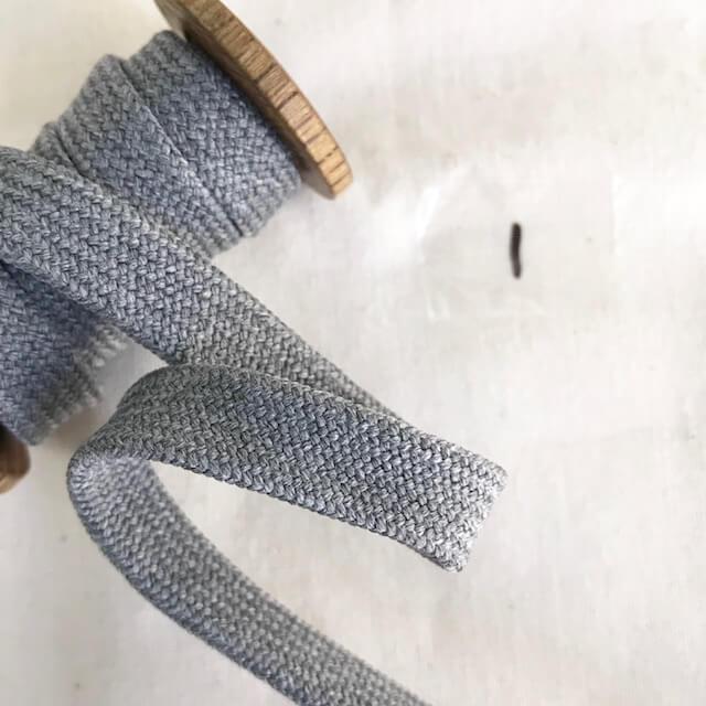 SIC-3048:杢調平コード/袋紐 (50m巻販売)