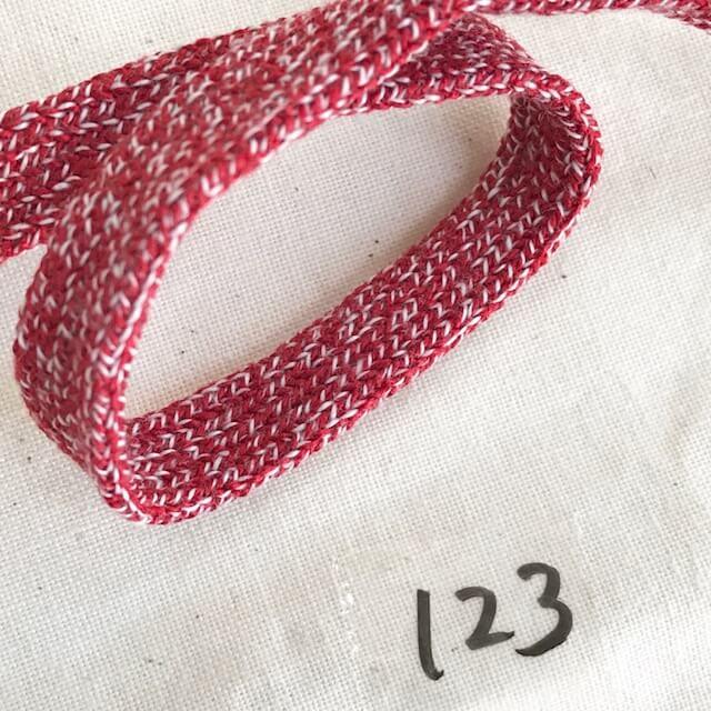 SIC-3057:杢調平コード/袋紐 (50m巻販売)