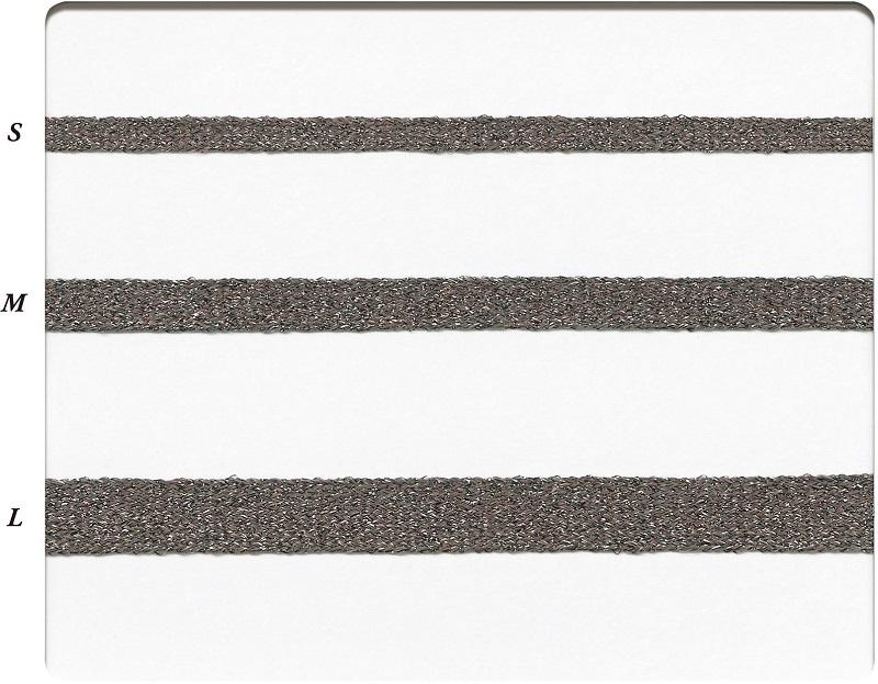 SIC-9512:アンティークメタリックトリミングブレード(30m巻販売)