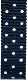 SIC-310:ドットプリントリボン/ペタシャム(m販売)