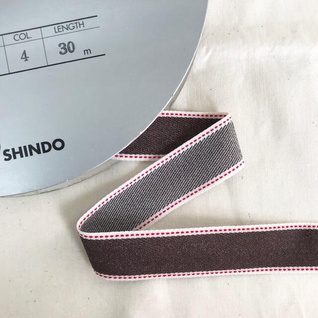 SIC-2112:デニムストレッチテープ(30m巻販売)