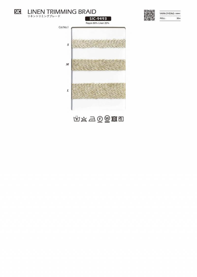 SIC-9493:リネントリミングブレード(30m巻販売)