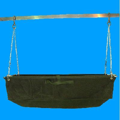 吊り作業ユニット 柱上作業バッグ(半田受け)