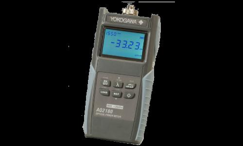 ハンディタイプ 光パワーメータ AQ2180/2180H