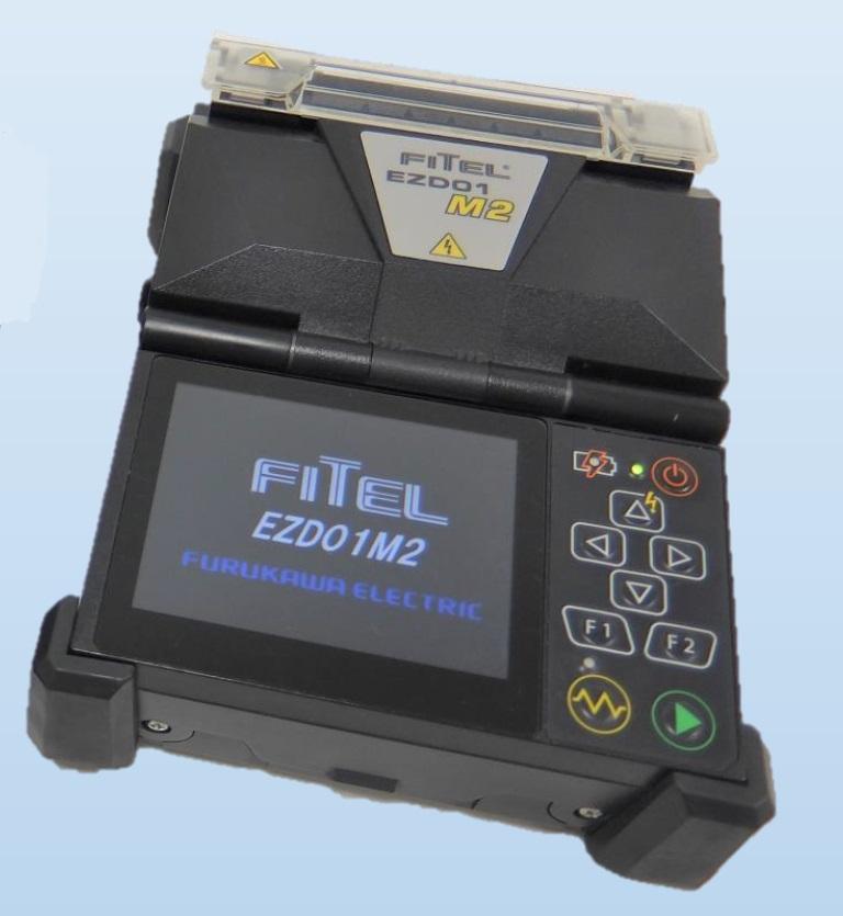 史上初!2心融着機が発売開始!9/30まで超お得なキャンペーン実施中!簡易光ファイバ融着接続機 EZD01M2