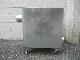 マンホールに溜まったポンプ汲み上げ水の砂越し排水が可能な「沈砂漕」水抜き栓を装備。腐食に強いZAM鋼板採用、キレイなシルバーの外観 ポンプ汲み上げ水沈砂漕