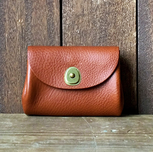 L1627 small wallet brown