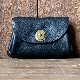 L1627 small wallet navy