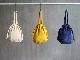L1725 ウォッシャブル(洗えるレザー) ウリングトートバッグ ネイビー [washable wring tote bag / navy]