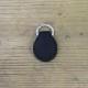 L1838ワンコイン キーリング ブラック [one coin key ring /black]