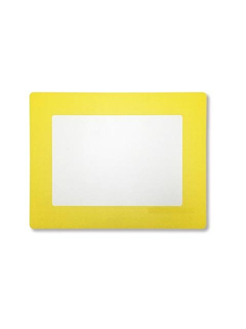 路面区画表示板