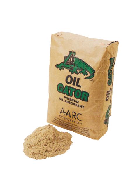オイルゲーター (油吸着剤・土壌改良剤)