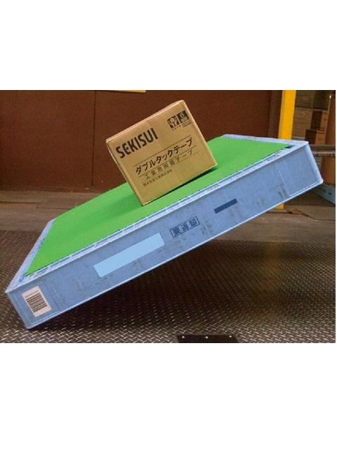 プラベニソフト両面NS 1.6tx1000mmx10m 緑