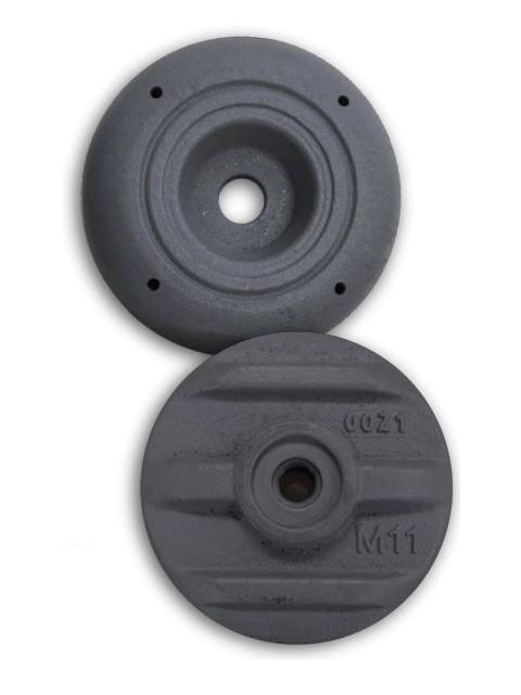 ダブルプレート19-25(建設現場用床板堅結安全金具)