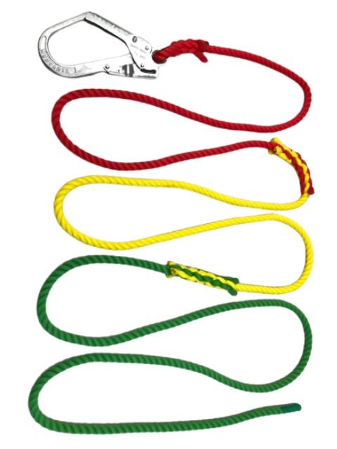 ナビゲーションロープ 三色エンドレス