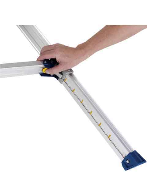 伸縮脚付足場台 PXGE-FK  天板幅300mmタイプ 天板高さ 1.01〜1.31m PXGE-1012FX