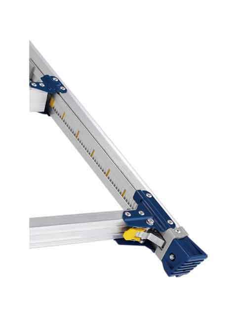 伸縮脚付足場台 PXGE-FK  天板幅300mmタイプ 天板高さ 0.72〜1.02m PXGE-710FX