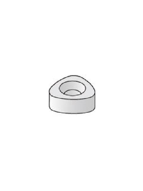 開先加工機用チップ 那波精工 NSR-A 内接円Ф14×6.35 1ケース(10ヶ入)