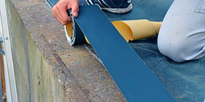 ザバーン防草シート用接続テープ 100mm×20m グリーン/ブラウン/ブラック