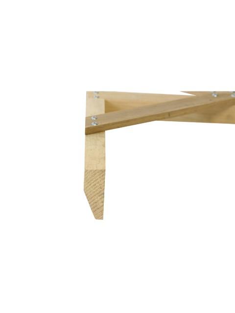 木製レーキ (小)