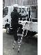 トラック昇降ステップ(手すり付) DXF-14TE/DXF-18TE