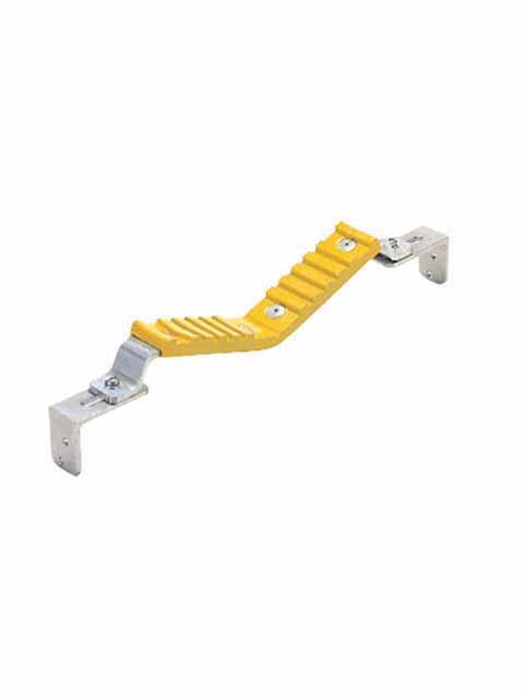 伸縮脚付2連はしご(電柱仕様) ANE-34FX