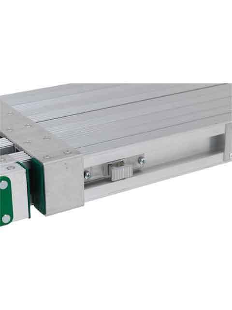 伸縮天板・伸縮脚付足場台 VSR-FX VSR-1713FX
