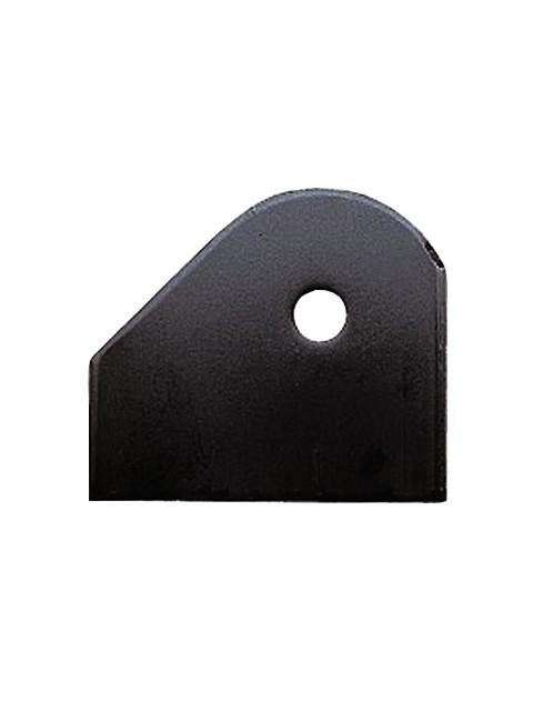 ブレースシート コーナープレート 穴径φ13 (80枚入り)