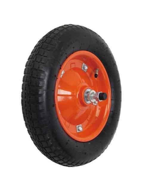 アルミ製台車 コンテナカー SKX(W)用交換タイヤ SKP-P1