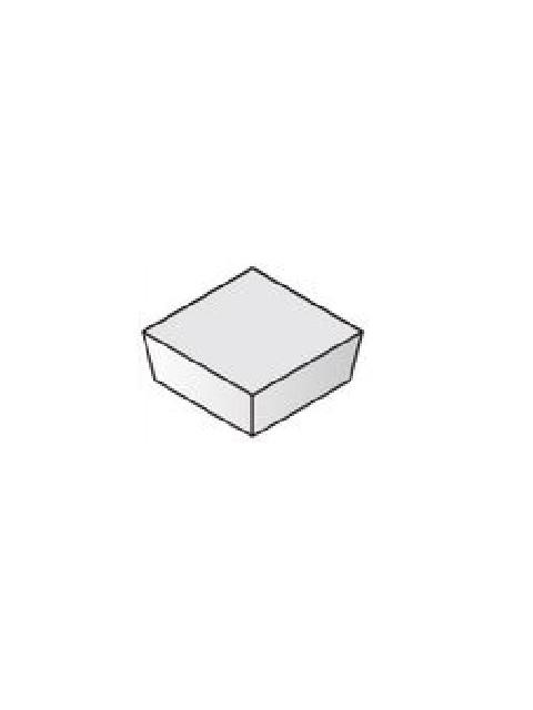 開先加工機用チップ 日東工器 HB-15 □12.7×3.18(ノーズR0.8) 1ケース(10ヶ入)