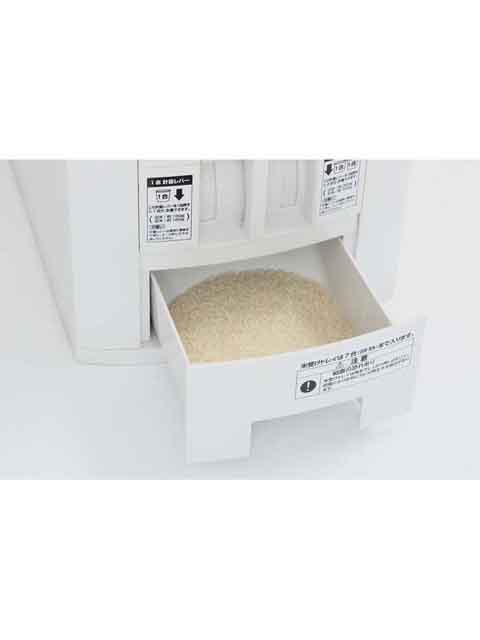 白米・玄米兼用定温米びつクーラー 21kg用 TTW21