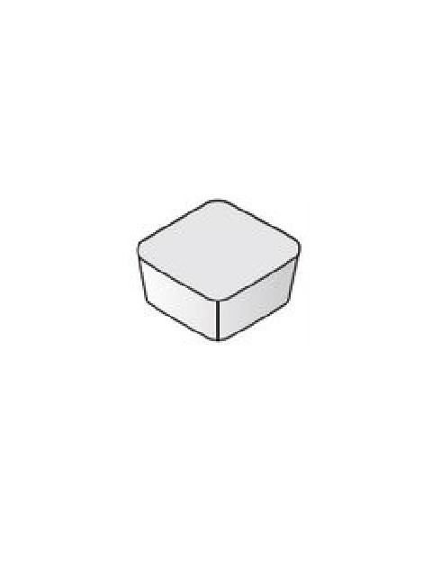 開先加工機用チップ 三商 MK21 □12.4×4.76(ノーズR0.8) 1ケース(10ヶ入)