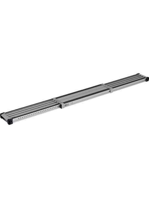 伸縮式足場板(滑り止めラバー付) VSSR-240H