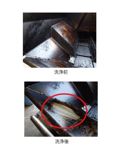 アスファルトクリーン(アスファルト用洗浄剤)