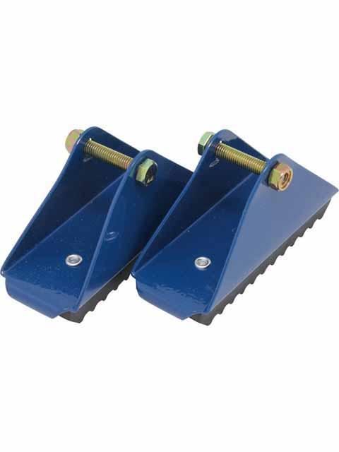 2連はしご JXV-DF、JXV-S用 滑り止めユニット(端具) JXV-P1